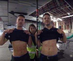 Norman : Sa vidéo sur la muscu parodiée par l'équipe de Solar Impulse pour la bonne cause