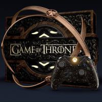 😋Voici la Xbox One Game of Thrones et elle déchire !😍