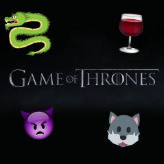 Game of Thrones saison 6 : quel personnage se cache derrière ces emojis ? 🐉❄