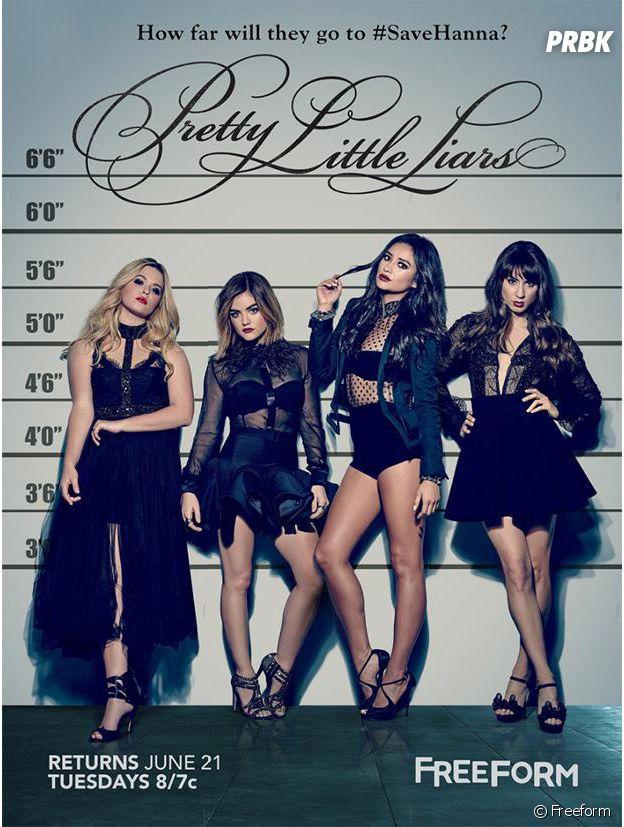 Pretty Little Liars saison 7 : une jambe en moins pour Alison dans l'épisode 3 ?