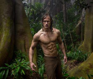 Tarzan : Alexander Skarsgard sur une photo