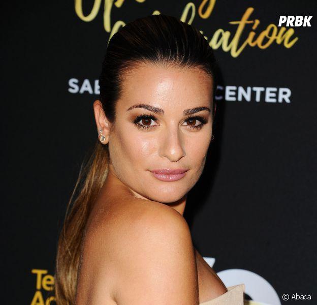 Lea Michele de nouveau célibataire : déjà la rupture avec Robert Buckley