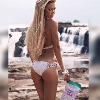 Aurélie Preston et Andreane Chamberland : photos sexy en bikini sur Instagram