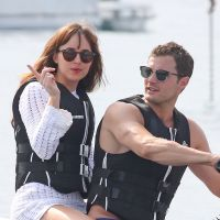 Fifty Shades Darker : Dakota Johnson et Jamie Dornan à Nice pendant l'attentat mais sains et saufs