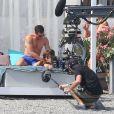 Fifty S      hades of       G      rey en tournage à Nice       pendant l'attentat       :       Dakota Johnson et Jamie Dornan       sains et saufs