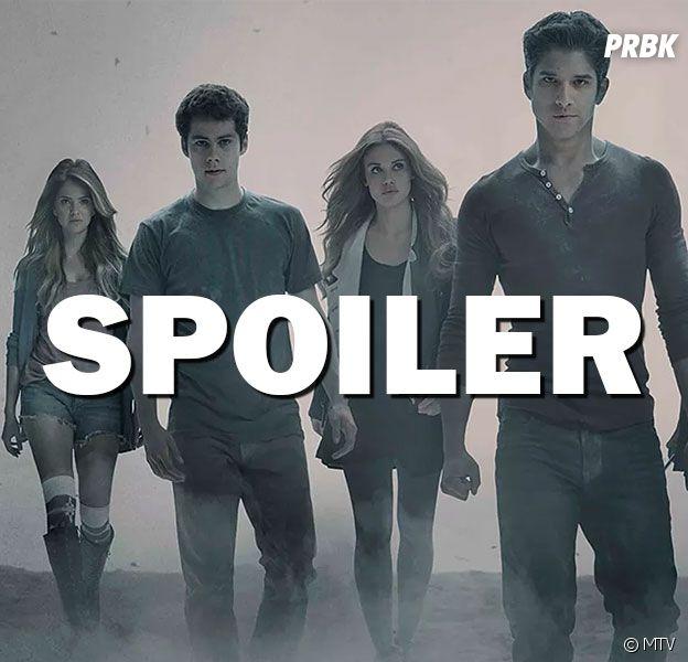 Teen Wolf saison 6 : Dylan O'Brien de retour en image