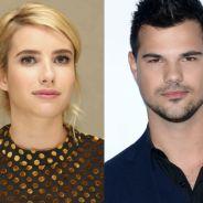 Scream Queens saison 2 : Emma Roberts en couple avec Taylor Lautner ?