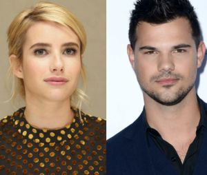 Scream Queens saison 2 : Emma Roberts en couple avec Taylor Lautner ?