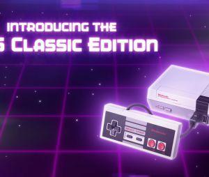 Le trailer de la Mini NES en mode rétro
