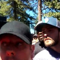Justin Timberlake frappé par un fan lors d'une compétition de golf