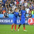 Paul Pogba et Antoine Griezmann, inséparables en Equipe de France et dans la vie !