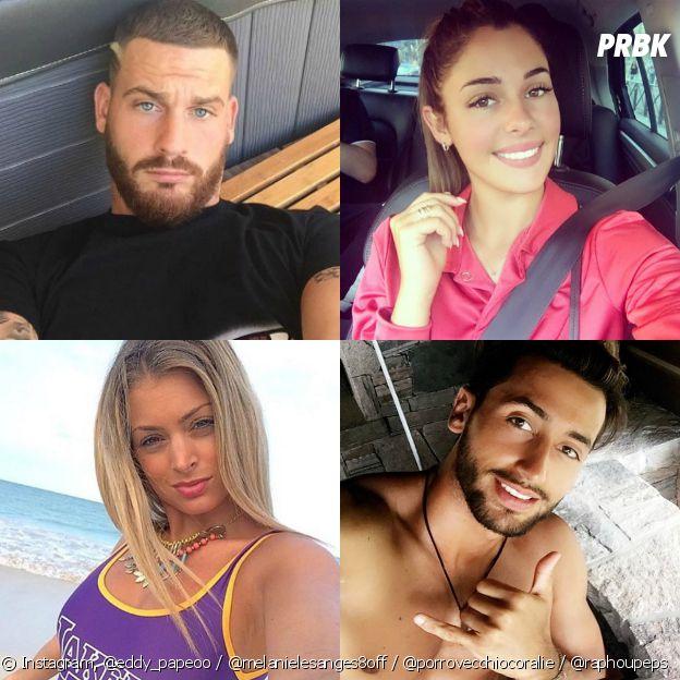 Mélanie, Raphaël, Coralie et Eddy accèderont à la finale de Friends Trip 3