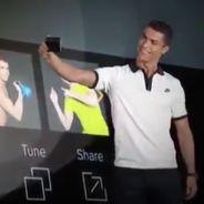 Cristiano Ronaldo : prenez un selfie avec lui grâce à cette appli WTF... c'est pour la bonne cause !