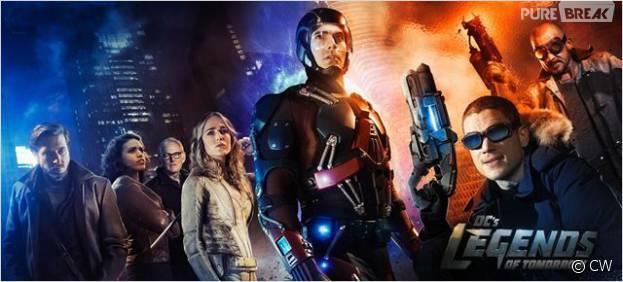 Legends of Tomorrow saison 2 : Snart de retour... du côté des méchants