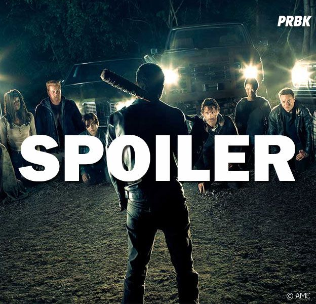 The Walking Dead saison 7 : lavictime de Negan intrigue les fans