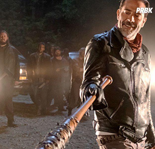 The Walking Dead saison 7 : Negan ne connaissait pas sa victime