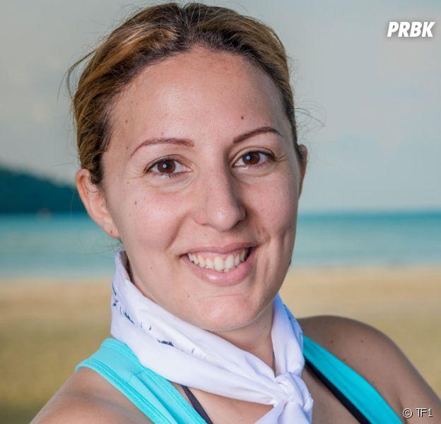 Myriam, première éliminée de Koh Lanta 2016.