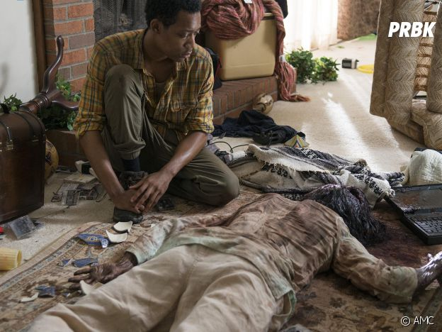 Tyler James Williams a joué dans The Walking Dead