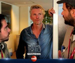 Yann Barthès : Eric et Quentin face aux animateurs de TF1 pour le lancement de Quotidien sur TMC