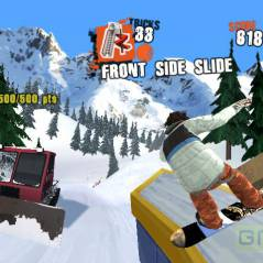 Shaun White Snowboarding Origins ... le trailer officiel du jeu et les images