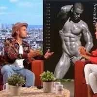 Baptiste Giabiconi nu pour son calendrier sexy : les premières images en mettent plein les yeux