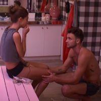 Mélanie (Secret Story 10) et Bastien la rupture ? Elle craque et lui fait une crise