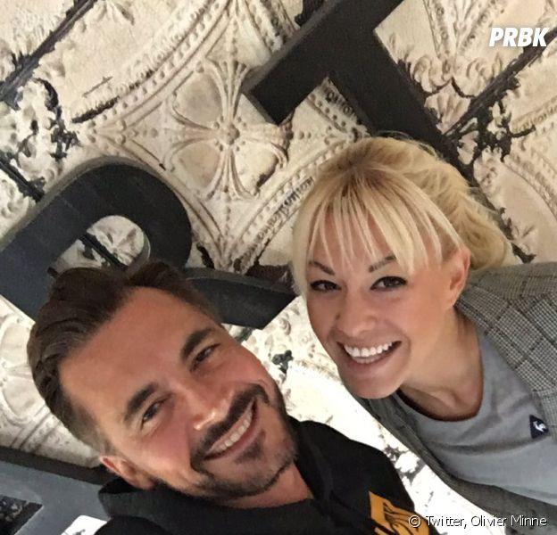 Olivier Minne dansera avec Katrina Patchett pour Danse avec les Stars 7