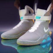 Les Nike Air Mag de Retour vers le futur sont en vente, mais vous n'en aurez (probablement) pas
