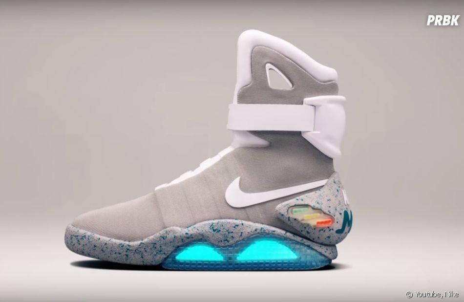 chaussure nike du futur