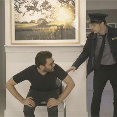 Cyprien et Norman parodient les musées et c'est délirant