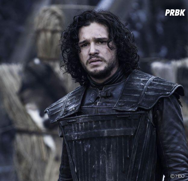 Game of Thrones saison 7 : Kit Harington confiant sur l'avenir de Jon Snow