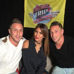 """Wafa (Friends Trip 3), Melih et Semih : """"Friends Trip c'est le Koh Lanta du luxe"""""""