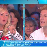 """Enora Malagré """"utilisée"""" par Matthieu Delormeau, elle le clashe violemment dans TPMP !"""