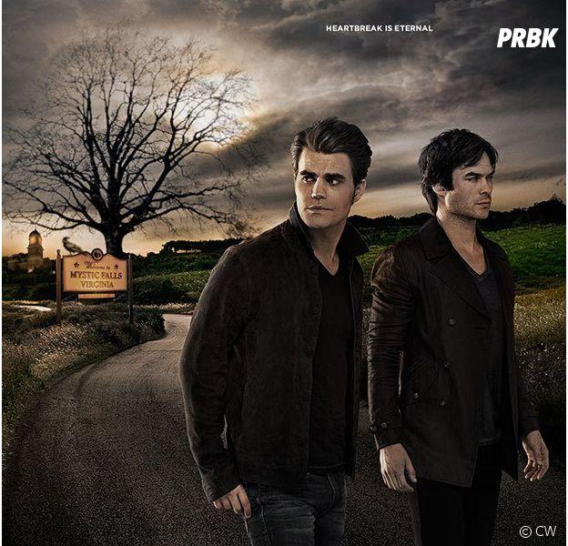 The Vampire Diaries saison 8 : Paul Wesley et Ian Somerhalder veulent tuer Damon et Stefan