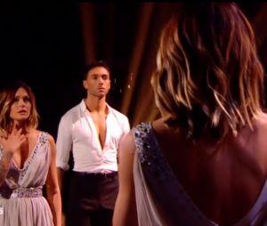 Caroline Receveur (Danse avec les stars 7) sublime sur un foxtrot avec Maxime Dereymez