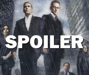 Person of Interest saison 5 : Root et Shaw bientôt en couple ?