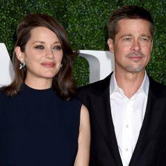 """Brad Pitt divorcé : Marion Cotillard admire """"l'acteur légendaire"""" et sa """"simplicité"""""""