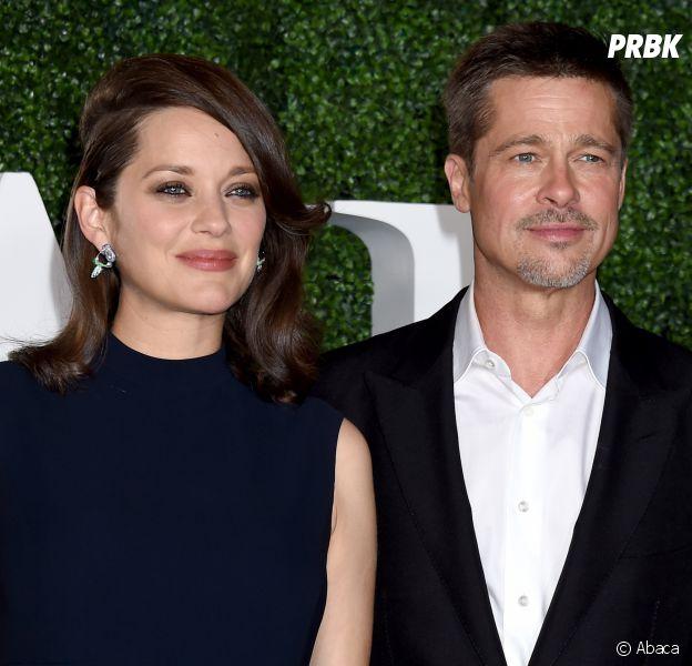 Marion Cotillard parle de Brad Pitt dans le nouveau numéro de Grazia, elle évoque toute l'admiration qu'elle a pour son ami.