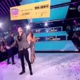 Secret Story 10 : Julien gagnant avec son chèque