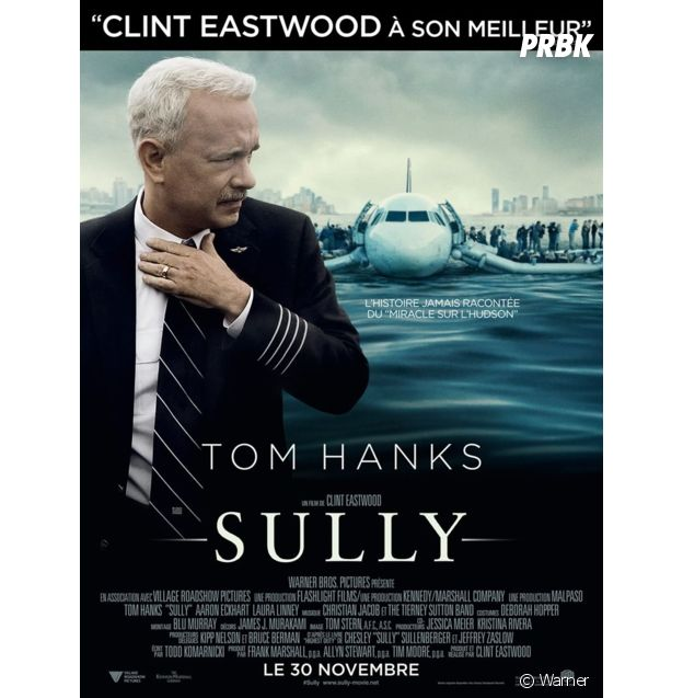 Sully : l'affiche du film
