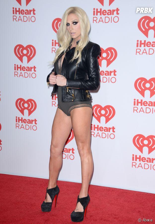 Kesha avant sa prise de poids