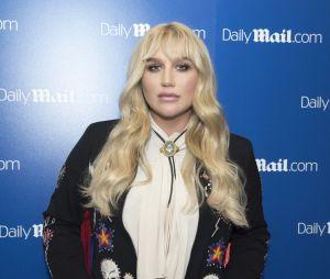 Kesha a pris du poids en quelques années