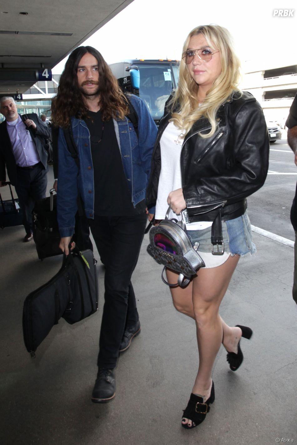 Kesha est métamorphosée