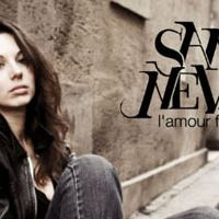 Sam Neves ... L'amour flou son premier single !