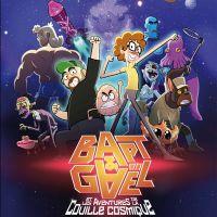 Bapt & Gaël et les aventures de la couille cosmique : la série déjantée arrive