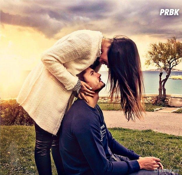 Florent Manaudou en couple avec Andrea Baker ? La photo qui sème le doute