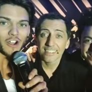 Rayane Bensetti rejoint Kev Adams et Gad Elmaleh sur scène à l'AccorHotels Arena 🎉