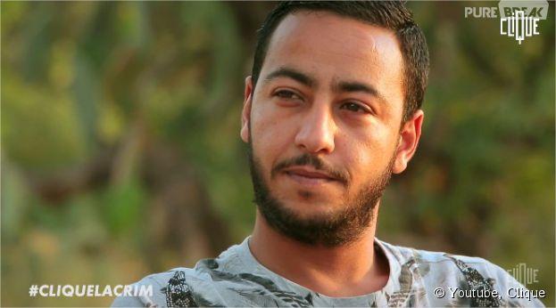 Lacrim : condamné à trois ans de prison ferme et sous mandat d'arrêt, le rappeur se confie en interview à Mouloud Achour pour Clique, mai 2015