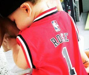 Aurélie Van Daelen : son fils Pharell fait quelques apparitions pudiques sur Instagram