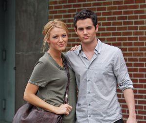 Blake Lively et Penn Badgley se sont rencontrés sur le tournage de la série Gossip Girl